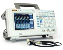 Rigol DS1052E, Rigol DS1102E  недорогой цифровой осциллограф с длинной памятью