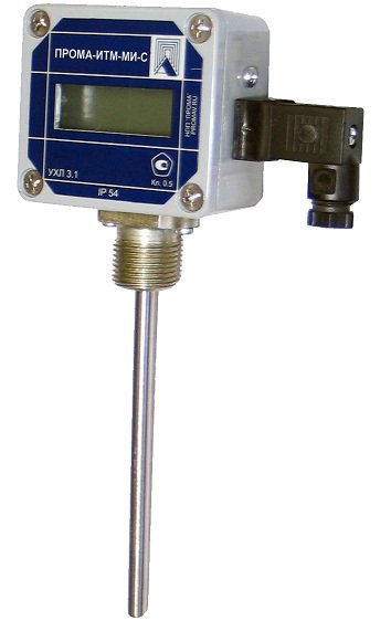 Одноконтактный датчик температуры AT190 4А-FE
